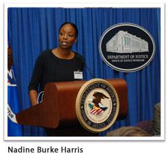Nadine Burke Harris