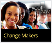 Badge for youth.gov: Youth Stories