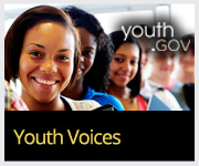 Badge for Youth.gov: Youth Voices
