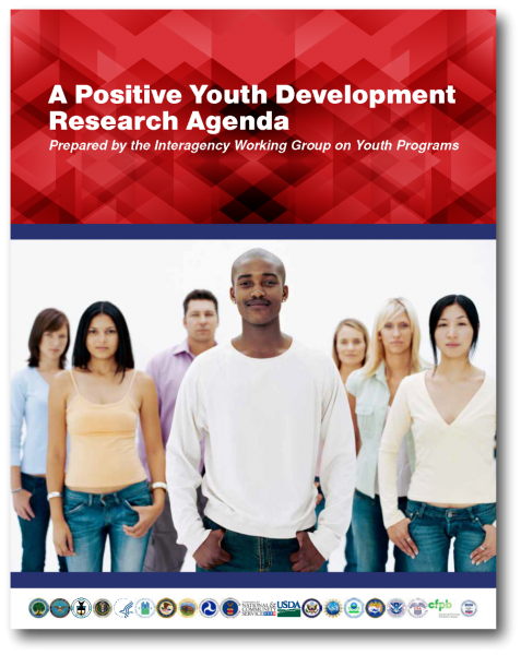 Click here to learn more about A Positive Youth Development Research Agenda