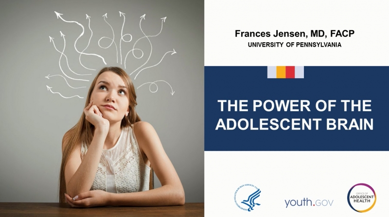 Click here for the video, The Power of the Adolescent Brain: A TAG Talk