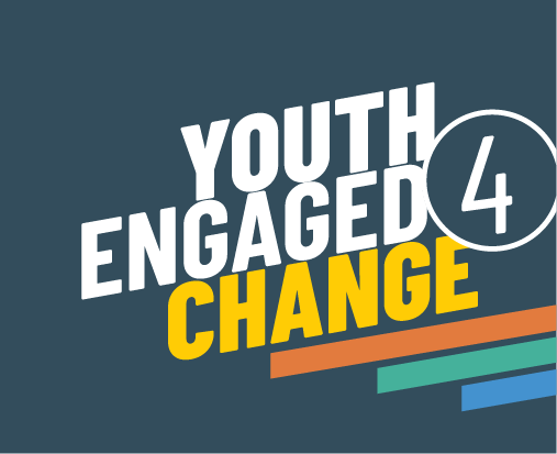 Youth Engaged 4 Change logo