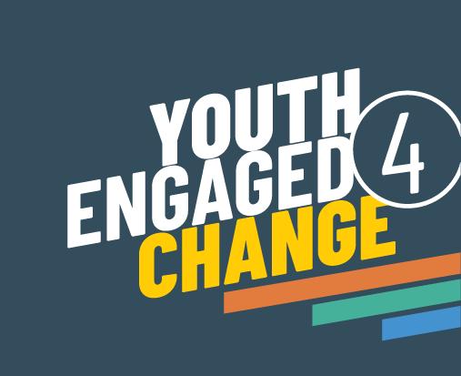 Youth Engaged 4 Change logo