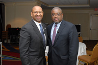Michael Nutter, Mayor of Philadelphia, PA and Dr. William Bell, President and CEO, Casey Family programs