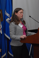 Corinne Ferdon, Behavioral Scientist, Centers for Disease Control and Prevention, U.S. Department of Health and Human Services