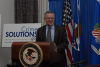 Bernard Melekian, Director, Office of Community Oriented Policing Services, U.S. Department of Justice