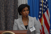 Felicia Davis, First Deputy Chief of Staff, Mayor's Office, Chicago, IL