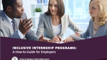 Click here to read the article on Inclusive Internship Programs: A How-to-Guide for Employers