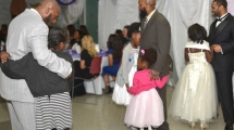 Federal Bureau of Prisons's Daddy-Daughter Dance