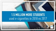 Feature Article: Sharp Increase in E-Cigarette Use among Youth over Past Year