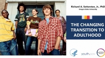 Click here for The Changing Transition to Adulthood: A TAG Talk