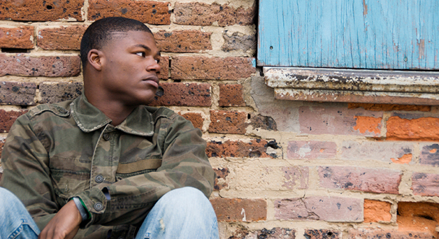 Youth affected by homelessness